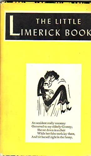 The Little Limerick Book: Martin, Henry R.