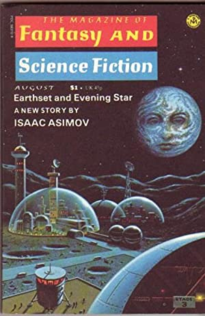 The Magazine of Fantasy and Science Fiction: Ferman, Edward L.(ed)