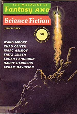 The Magazine of Fantasy and Science Fiction,: Ferman, Edward L.