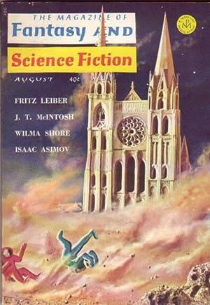 The Magazine of Fantasy and Science Fiction: Davidson, Avram (ed)