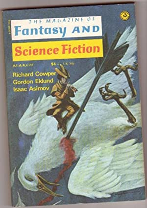 The Magazine of Fantasy and Science Fiction March 1976 -Piper at the Gates of Dawn, A Stillness a...