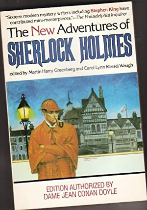 The New Adventures of Sherlock Holmes -The: Waugh, Carol-Lynn Rossel;