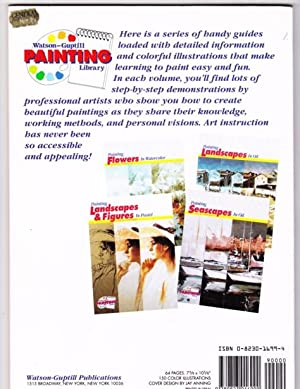 Painting Landscapes & Figures in Pastel -The Watson-Guptill Painting Library-: Parramon, Jose M...
