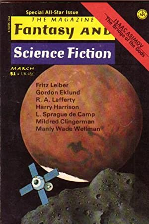 The Magazine of Fantasy and Science Fiction: Ferman, Edward (ed)