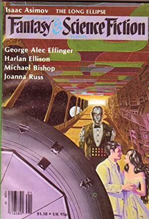 The Magazine of Fantasy & Science Fiction: Ferman, Edward L.