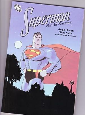 Superman for All Seasons: Loeb, Jeph; Sale,