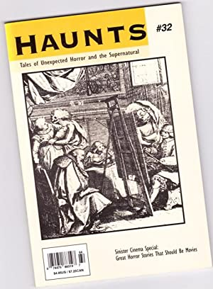 Haunts: Tales of Unexpected Horror and the: Cherkes, Joseph K.