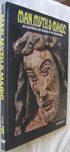 Man, Myth & Magic: An Illustrated Encyclopedia: Cavendish, Richard (ed)