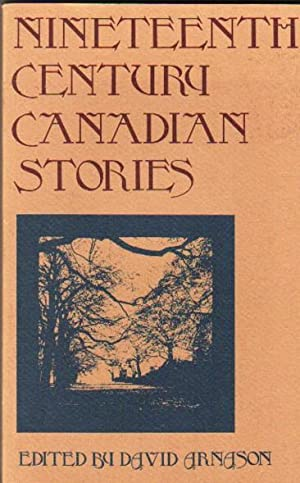 Nineteenth Century Canadian Stories -Labrie's Wife, My: Arnason, David (ed)
