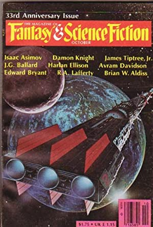 The Magazine of Fantasy & Science Fiction: Ferman, Edward L.