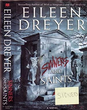 Sinners And Saints -(SIGNED)-: Dreyer, Eileen (aka Kathleen Korbel) -(signed)-