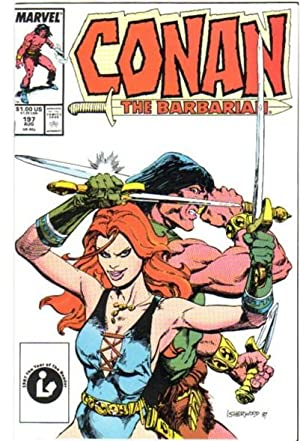 Conan the Barbarian # 197 August 1987: Owsley, James C.;