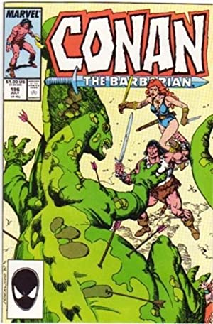Conan the Barbarian # 196 July 1987: Owsley, James C.;