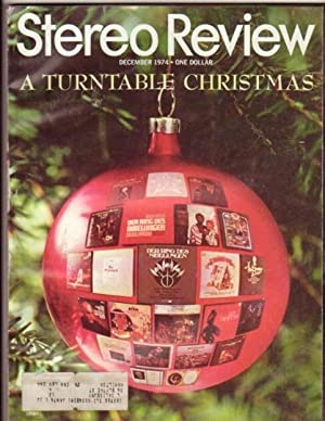 Stereo Review: December 1974, Featuring: Henry Cowell, Country Music's Traipsin' Women, ...