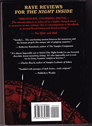 """Blood & Chrysanthemums: 2nd book in the """" Vampire Novel"""" series -(SIGNED)-: Baker, ..."""