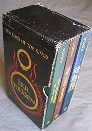 The Lord of the Rings (box set): Tolkien, J. R.