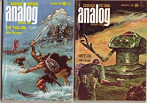 Analog Science Fiction - Science Fact October: Campbell, John W.