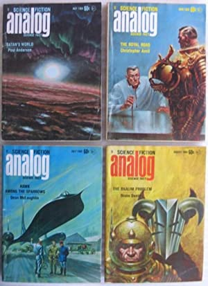 Analog Science Fiction - Science Fact May,: Campbell, John W.