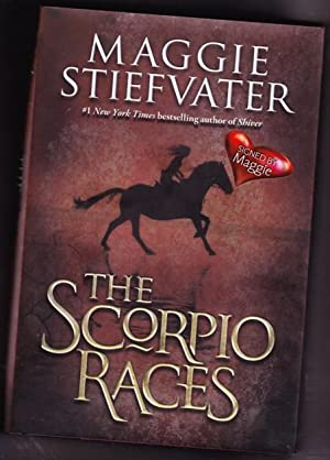 The Scorpio Races -(SIGNED)-