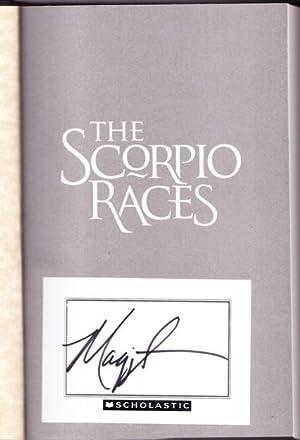 The Scorpio Races -(SIGNED)-: Stiefvater, Maggie -(signed)-