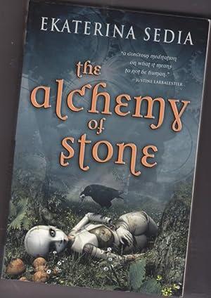 The Alchemy of Stone: Sedia, Ekaterina