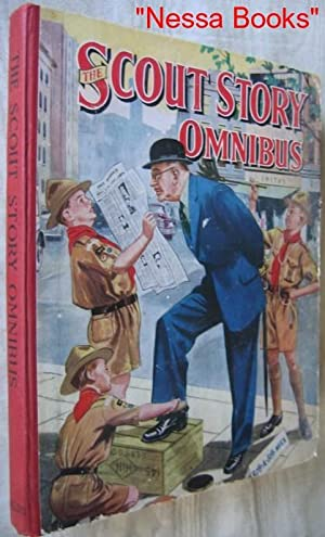 The Scout Story Omnibus -Son of a: Catherall, Arthur; Dimmock,