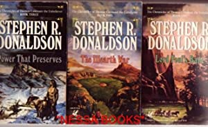 The Chronicles of Thomas Covenant The Unbeliever: Donaldson, Stephen R.