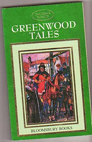 Greenwood Tales -The Greenwood Code, Robin &: Anonymous