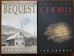 Ian Thomas grouping: Bequest -(SIGNED)- / The Lost Chord -(SIGNED)-: Thomas, Ian -(signed)-