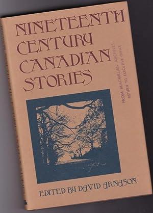 Nineteenth Century Canadian Stories - The Chase: Arnason, David (ed.)