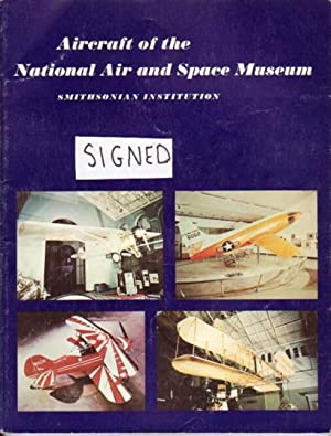 "Aircraft of the National Air and Space Museum -SIGNED by 1977 ""BLUE ANGLES"" & 1976 ""..."