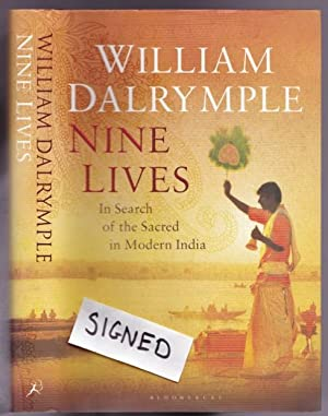 Nine Lives: In Search of the Sacred in Modern India -(SIGNED)-