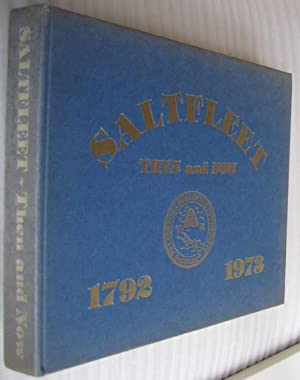 Saltfleet - Then and Now 1792 -: Dwyer, Kay (ed);