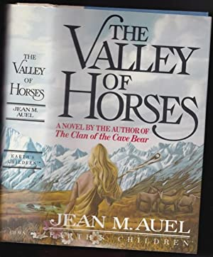 The Valley of Horses -(SIGNED)- (2nd book in