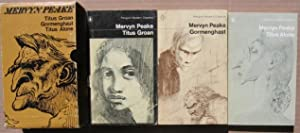 The Gormenghast Trilogy (box/slipcase): vol. one -: Peake, Mervyn; intro