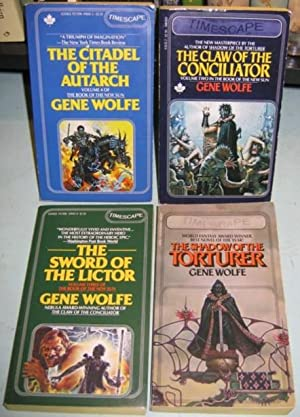 The Book of the New Sun series: Wolfe, Gene