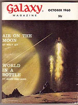 Galaxy October 1960, The Immortals, The Stentorii: Gold, H. L.