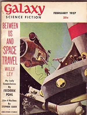 Galaxy February 1957, The Bomb in the: Gold, H. L.