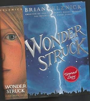 Wonderstruck -(SIGNED)-: Selznick, Brian -(signed)-