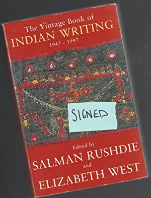 The Vintage Book of Indian Writing: 1947-1997: Rushdie, Salman &