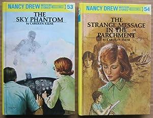 Nancy Drew Mystery: (grouping) # 53 The: Keene, Carolyn (