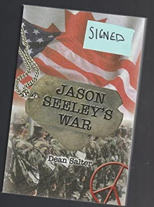 Jason Seeley's War -(SIGNED)-