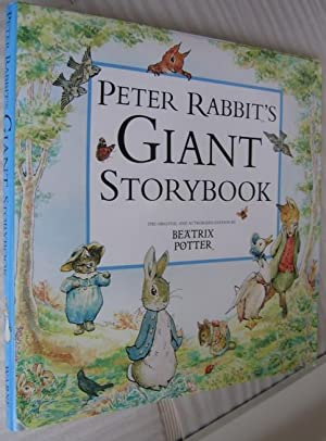 Peter Rabbit's Giant Storybook- The Tale of: Potter, Beatrix (Helen