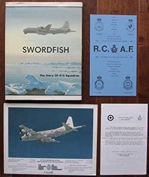 Swordfish; The Story of 415 Squadron -(Royal Canadian Air Force)- PLUS