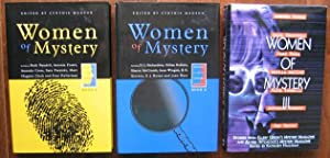 Women of Mystery - book 1, 2 & 3: Chain to Terror; The Upstairs Flat; Night Vision; The Last, ...