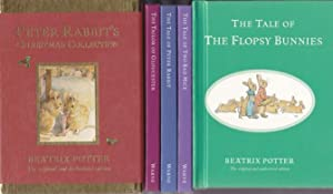"""Peter Rabbit's Christmas's Collection: """"The Tale of: Potter, Beatrix (Helen"""