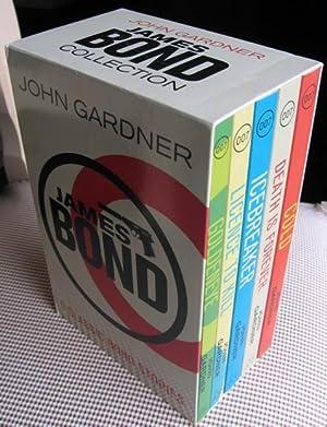 James Bond Collection (box/slipcase set): Goldeneye; Cold;: John Gardner