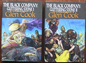 The Black Company: Glittering Stone (2 book set): Vol. 1 - Bleak Seasons and She Is the Darkness; ...