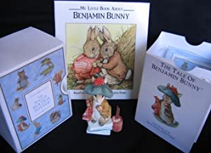 """Grouping: """"My Little Book About Benjamin Bunny"""": Potter, Beatrix (Helen"""