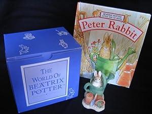 """Grouping: """" Peter Rabbit: Little Pop-Up-Book"""" with: Potter, Beatrix (Helen"""